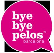 Logo Bye Bye Pelos BCN